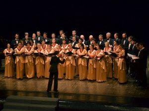 Представление украинского хорового искусства на 8 Международном хоровом конкурсе «The International Choral Competition Pimini 2014»