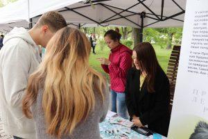 МБФ Гарних справ на фестивалі Youth Day