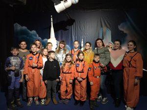 (UA) Turbo Space «Виставка космічних пригод»💙