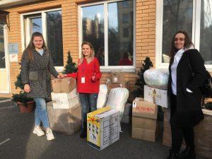 (UA) Дніпро приєдналось до новорічної акції!