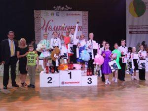 Чемпионат Украины 2014 года по спортивным танцам